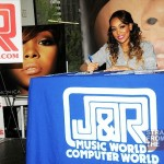 Quick Flix: Monica's 'Girls Night Out' Album Signing + 'New Life' Digital Booklet [PHOTOS]