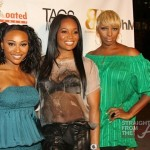 "Cynthia Bailey Adds Marlo Hampton To ""Friend Contract"" & Supports Her Return To RHOA… [PHOTOS]"