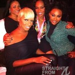 RHOA Cynthia Bailey Supports Marlo-7
