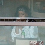 Rihanna 'Disrobes' For The Paparrazi… [PHOTOS]