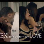 "OMG! Trey Songz ""Sex Ain't Better Than Love"" Girl Let's It All Hang Out… LITERALLY! [PHOTO]"