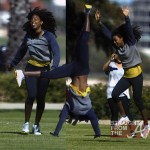 Quick Flix – Kelly Rowland Takes A Tumble… [PHOTOS]