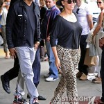Boo'd Up ~ Beyonce & Jay-Z Do Lunch and Basketball… [PHOTOS]