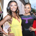 Gabrielle Union Regina Hall - Think Like A Man Atlanta Premiere 040312-13