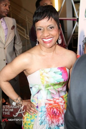Judge Hatchett - Think Like A Man Atlanta Premiere 040312-30