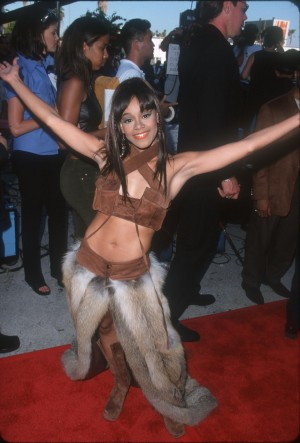 Lisa Left Eye Lopes 1999 Source Hip-Hop Music Awards