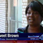 sweet brown cleaned up