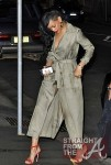 Rihanna Trenchcoat 041112
