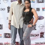 Lisa Wu &amp; Friend - ATL Celebrity Kids Fashion Show 051212-6