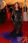 Beyonce 2012 Met Gala NYC 050712-13