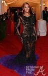 Beyonce 2012 Met Gala NYC 050712-14