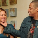 Beyonce JayZ MJB Thriving Child 050812-9