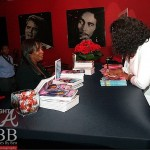 DeShawn Snow Lil Shawnie Book Signing 050312-13