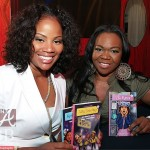 DeShawn Snow Lil Shawnie Book Signing 050312-9