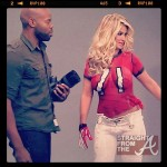 Derek Blanks Shoots Kim Zolciak-Biermann (Naked in Body Paint!) [PHOTOS]