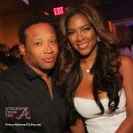 "New ""Housewife"" Kenya Moore & Jamal Anderson Join The Mile High Club… [PHOTO]"