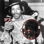 Spotted: Outkast's Andre 3000 Appears In Public as Jimmy Hendrix… [PHOTOS]