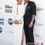 Boo'd Up ~ Monica & Shannon Brown Hit Red Carpet of 2012 Billboard Music Awards [PHOTOS]