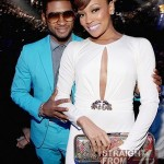 Monica and Usher Billboard Music Awards 2012 SFTA