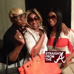 Nene Leakes Mary J Blige Jennifer Williams StraightFromTheA 1