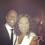 Oprah Winfrey 1st job