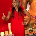 Ex-Atlanta Housewife Sheree Whitfield Is Delusional But At Least She's Moved On… [PHOTOS]