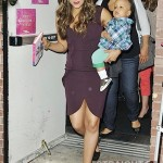 Tia Mowry and Son Cree 051512-12