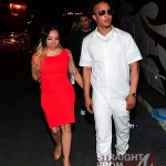 Tip and Tiny Take in Drake Concert 051912-2