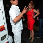 Tip and Tiny Take in Drake Concert 051912-3