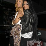 Toni and Tamar Braxton Santa Monica 052212-3