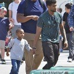 Usher Raymond Disneyland StraightFromTheA 040612-3