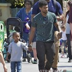 Usher Raymond Disneyland StraightFromTheA 040612-8