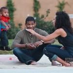 Usher Raymond Maya Fox Davis 091908 - StraightFromTheA 01