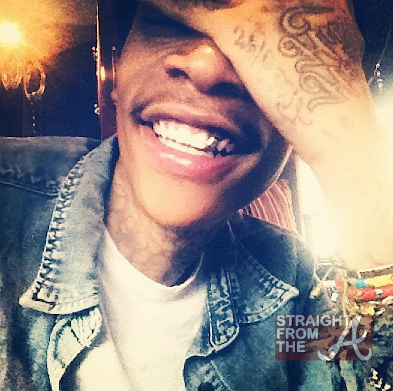 Pin Boo Wiz Khalifa Aka Cameron Thomas Already Had Amb Tattooed On His ...