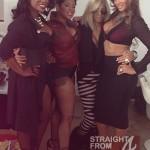 Reality Show Sexpots! Kandi Burruss, Evelyn Lozada, Chrissy Lampkin & Tamar Braxton Glam It Up in New Photoshoot…
