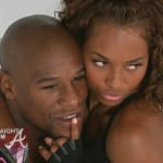 "Just Friends? Chilli & Floyd Mayweather Spotted Out The ""A"" [EXCLUSIVE PHOTOS]"