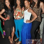 Quick Flix – Rasheeda Parties With Kandi Burruss, Sheree Whitfield & Toya Wright [PHOTOS]