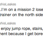 nene leakes tweet