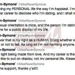 raven symone tweets