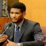Raymond vs. Raymond 2012: Usher Testifies Ex-Wife Tameka Beat Up Girlfriend… [VIDEO]