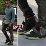 NEWSFLASH! It Costs Over $90,000 To Walk in Kanye's Shoes…