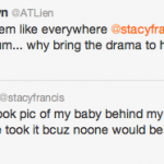 WTF!?! X-Factor's Stacy Francis Spotted Fighting In Atlanta Club District… [PHOTOS]