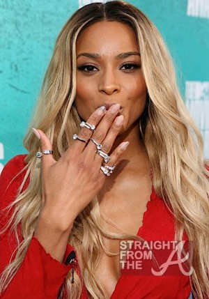 Ciara 2012 MTV Movie Awards-15
