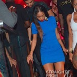 Boo'd Up ~ Drake & Mystery Chick at Club Paradise After Party in Atlanta… [PHOTOS]