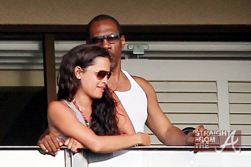 shaq dating rocsi The ny post is suggesting that rocsi diaz and shaquille o'neal were canoodling while partying in new orleans during superbowl 47 {rocsi dating shaquille o' neal.