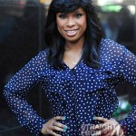 Jennifer Hudson at GMA 062712-6