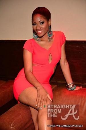 Erica Dixon - Love and Hip-Hop Atlanta Premiere 061312-26-1