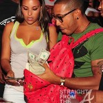 Boo'd Up! Ludacris & Eudoxie Hit Strip Club for DJ Infamous 10th Anniversary… [PHOTOS]
