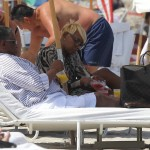 Nene Greg Leakes Miami 2012