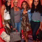 "Atlanta Housewives On The Scene: ""The Talls"" Share An Evening Out… [PHOTOS]"